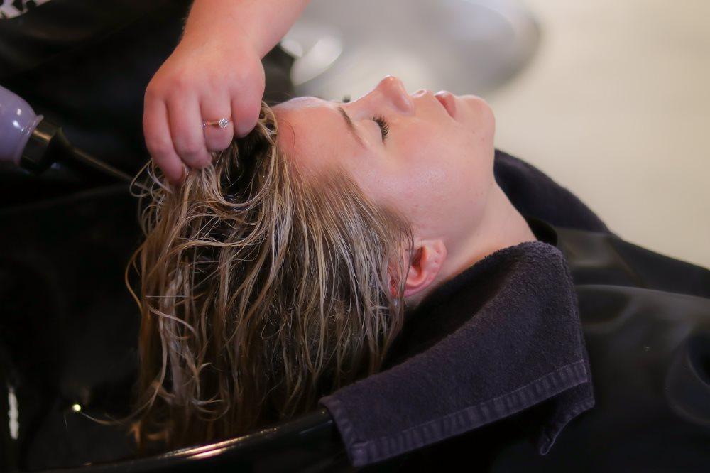 Gute Haarpflege